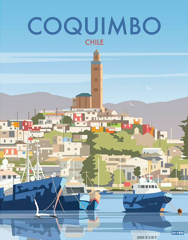 Coquimbo Poster