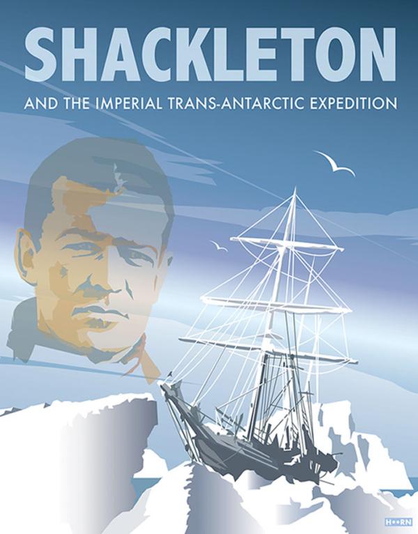 Shackleton Imperial Poster